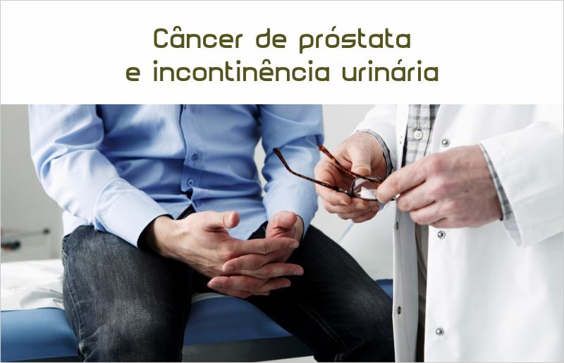 Câncer de próstata e incontinência urinária - Gustavo Wanderley